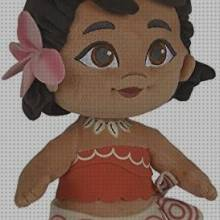 3 Mejores Peluches Vaiana Bebes Disney